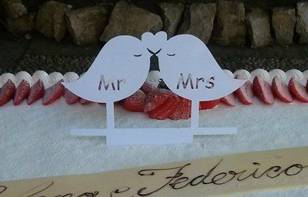 wedding cake topper zoom