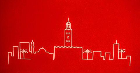Skyline Marocco