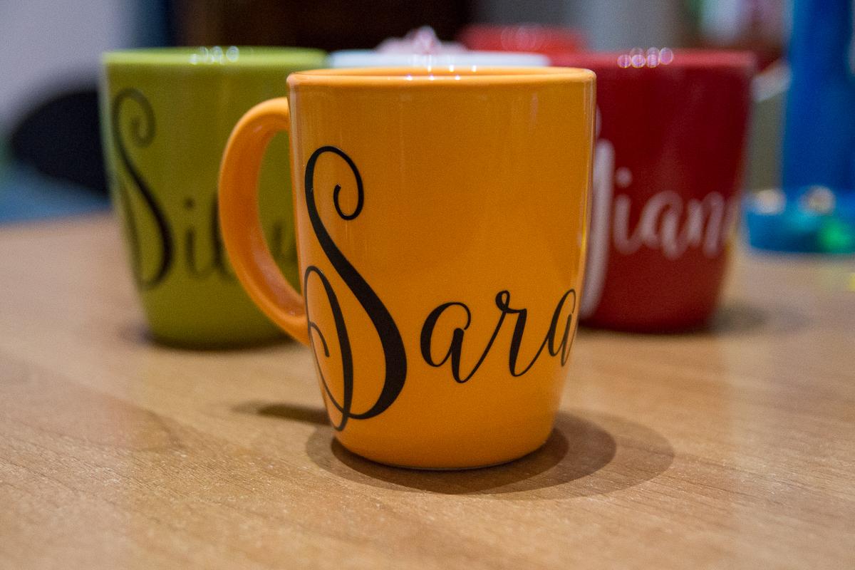 Tazze personalizzate: Sara